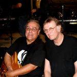 Billy Hallquist and Lonnie