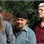 Mark Knopfler Tribute Project - Left to right: Reid Papke, Gary Haberman, Lonnie (not pictured, Robert Branch)