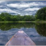 Kayaking on the Mississippi (2016)